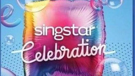 SONY PS4 hra SingStar Celebration - ★ Dodatečná sleva v košíku 15 %