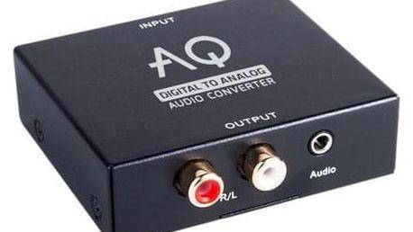 Digitální audio převodník D/A AC01DA - ★ Dodatečná sleva v košíku 10 %
