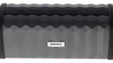 Voděodolný bluetooth reproduktor Remax RB-M12, černý - ★ Dodatečná sleva v košíku 15 %
