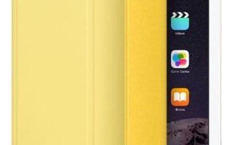 """Pouzdro iPad Air Smart Cover pro tablet 9,7"""", žlutá - ★ Dodatečná sleva v košíku 5 %"""