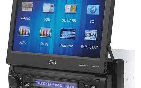 Trevi MDV 6350BT Autorádio s dotykovým LCD displejem ROZBALENO - ★ Dodatečná sleva v košíku 10 %