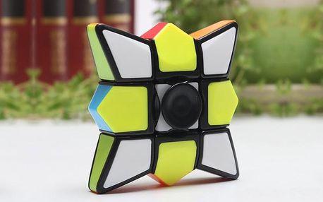 Fidget Spinner - Rubikova kostka