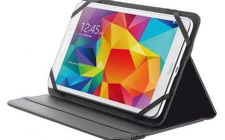 """Pouzdro s podstavcem Trust Primo Folio Case, tablet 7-8"""", černá"""
