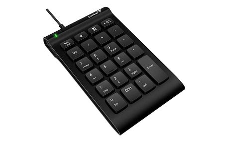 Genius NumPad i130 černá (31300003400)
