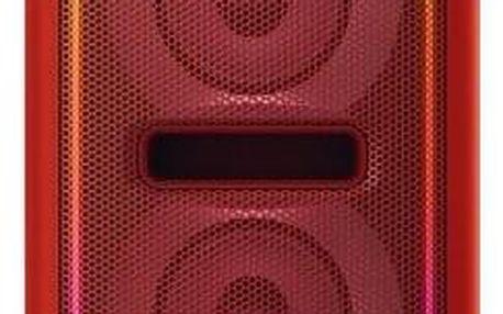 Party systém SONY GTK-XB5 Červený - ★ Dodatečná sleva v košíku 15 %