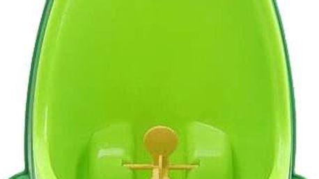 BABY YUGA Dětský pisoár žába – zelený