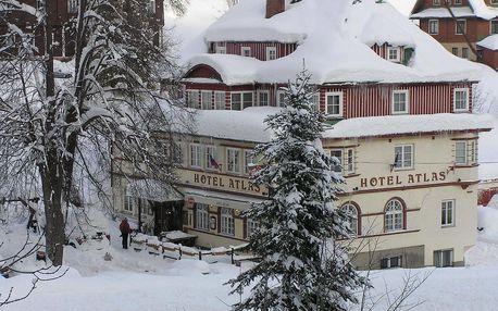 Krkonoše: Hotel Atlas