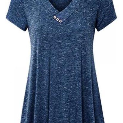 Dámské tričko s krátkým rukávem Gail