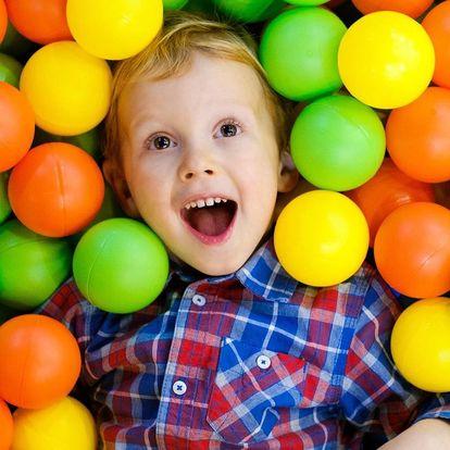 Celodenní vstup či permanentka do dětské herny