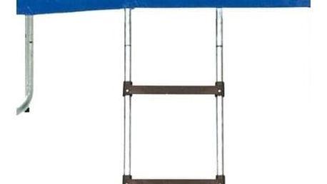 Marimex | Žebřík k trampolíně Marimex 244 - 366cm - černý | 19000646