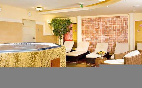 Győr ve 4* hotelu s neomezeným wellness a polopenzí + varianty se vstupem do termálů Rába Quelle