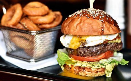 Hamburgery v Hangar baru