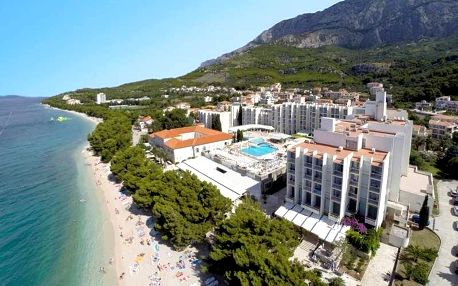 Chorvatsko - Tučepi na 6 dnů, polopenze
