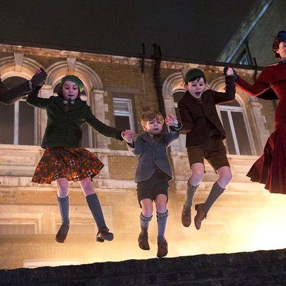2 lístky do Lucerny na film Mary Poppins se vrací