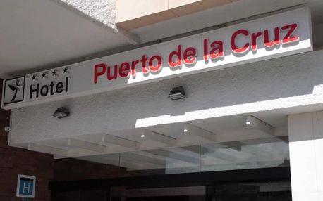 Kanárské ostrovy - Tenerife na 8 dní, snídaně s dopravou letecky z Prahy