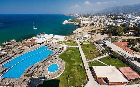 Kypr - Severní Kypr na 8 dní, plná penze s dopravou letecky z Prahy