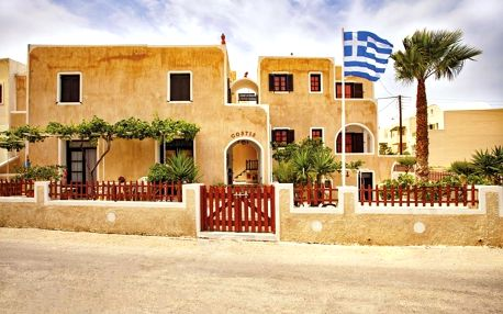 Řecko - Santorini na 8 dní, bez stravy s dopravou letecky z Prahy