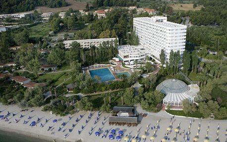 Řecko - Chalkidiki na 12 dní, polopenze s dopravou letecky z Prahy