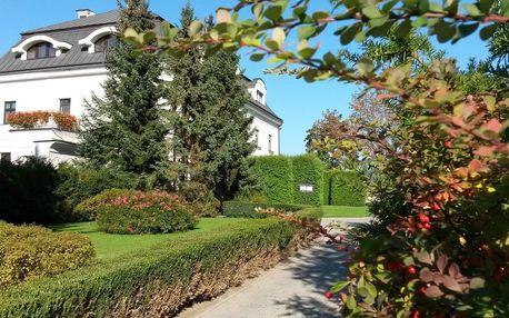 Květen nebo letní pokušení s wellness v Žilině ve Villa Nečas ****