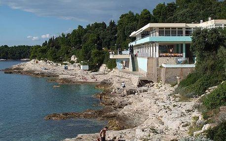 Chorvatsko - Pula na 10 dní, bez stravy s dopravou autobusem