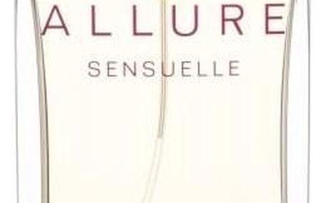 Chanel Allure Sensuelle 100 ml toaletní voda pro ženy