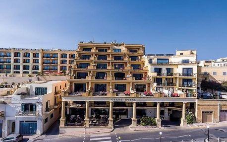Malta - ostrov Gozo na 8 dní, snídaně s dopravou letecky z Prahy