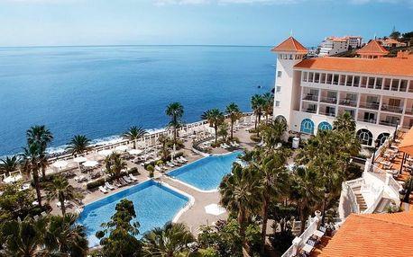 Madeira - Riu Palace Madeira na 5 až 11 dní, all inclusive nebo polopenze s dopravou letecky z Prahy