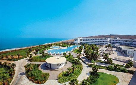 Maroko - Lixus Beach Resort (Larache) na 8 dní, all inclusive s dopravou letecky z Prahy