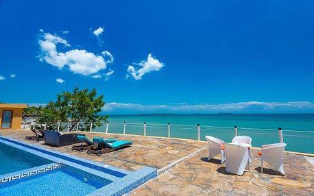 Zanzibar - Golden Tulip Resort Zanzibar (Kibweni) na 9 dní, polopenze s dopravou letecky z Prahy