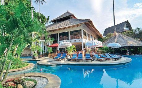 Bali - Sanur na 7 dní, snídaně s dopravou letecky z Prahy