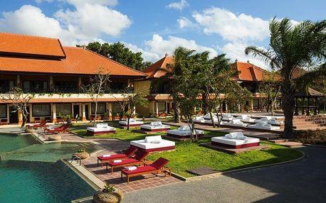 Bali - Tanjung Benoa na 7 dní, snídaně s dopravou letecky z Prahy