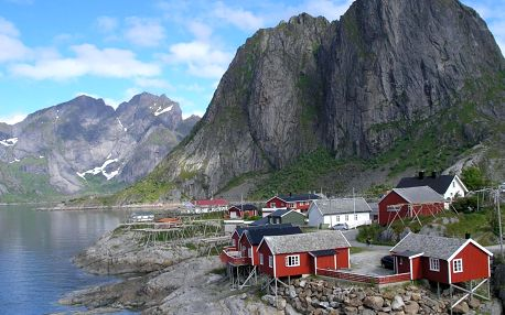 Norsko - velký polární okruh, Východní Norsko, Norsko, autobusem, bez stravy
