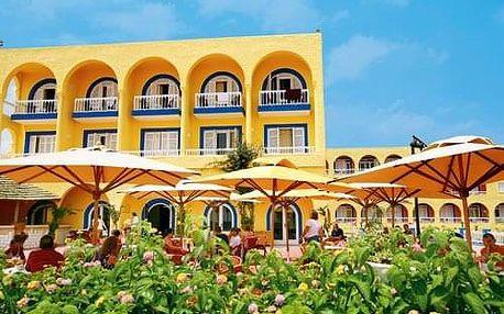 Tunisko - Hammamet na 8 až 11 dní, all inclusive s dopravou letecky z Prahy