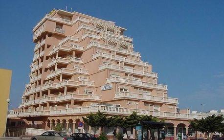 Španělsko - La Manga del Mar Menor na 8 dní, plná penze s dopravou letecky z Prahy