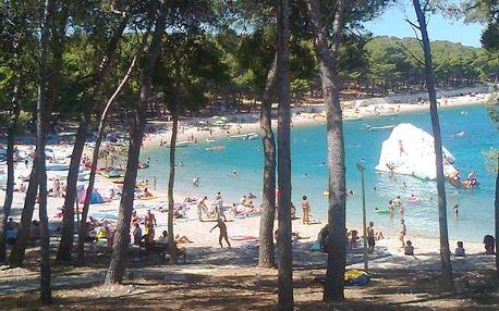 Chorvatsko - Primošten na 10 dní, bez stravy s dopravou autobusem