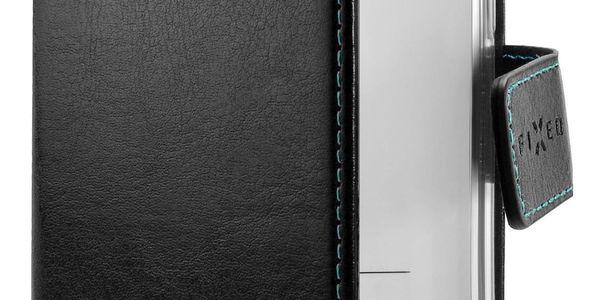 Pouzdro na mobil flipové FIXED pro Huawei Y5 (2019) (FIXOP-408-BK) černé2