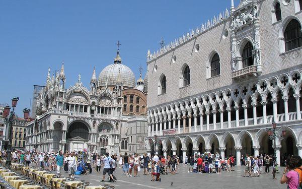 Benátky - slavnosti, Benátsko, Itálie, autobusem, snídaně v ceně (29.8.2019 - 2.9.2019)2
