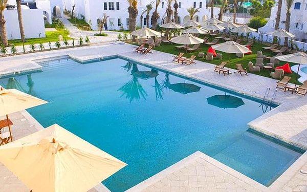 Tunisko - Djerba na 9 dní, polopenze nebo snídaně s dopravou letecky z Katowic