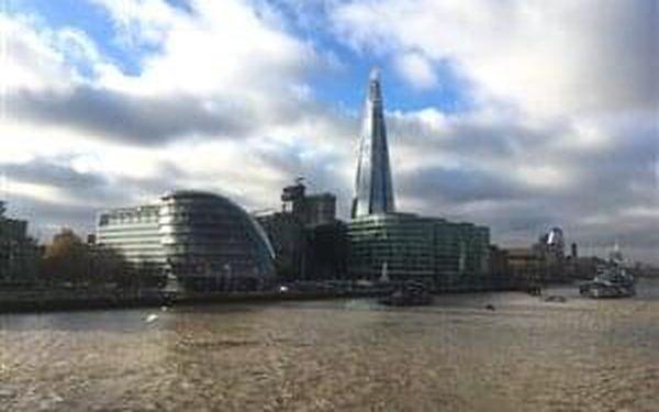 Londýn a Harry Potter, Anglie, Velká Británie, autobusem, snídaně v ceně