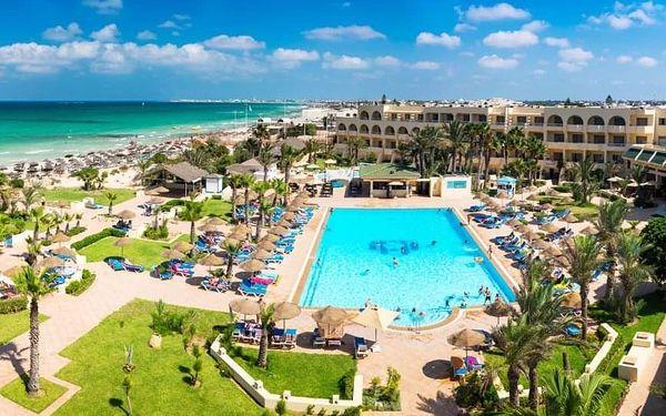 Tunisko - Djerba na 4 až 9 dní, all inclusive s dopravou letecky z Katowic nebo Prahy