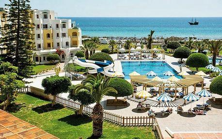 Tunisko - Mahdia letecky na 8-16 dnů, all inclusive