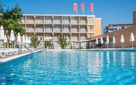 Bulharsko - Slunečné pobřeží letecky na 6-12 dnů, all inclusive