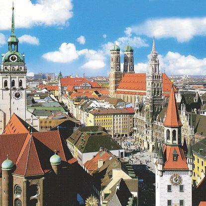 Šumava a Bavorsko, Plzeňský kraj - 6 dní s dopravou, ubytováním a polopenzí
