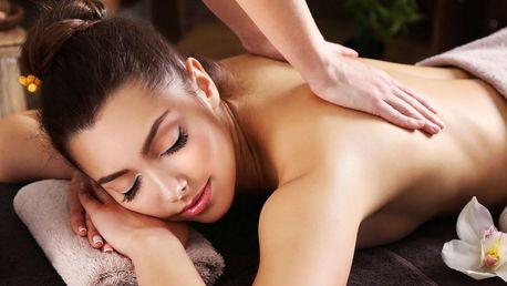 Hodinová uvolňující masáž s thajským balmem