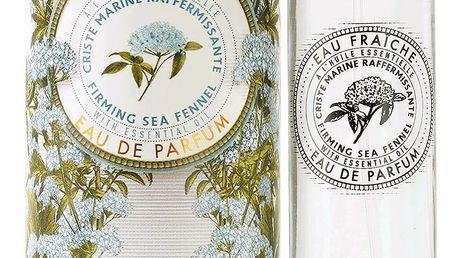 Panier des Sens Parfémovaná toaletní voda Sea Fennel, bílá barva, sklo - Panier des Sens Mořský fenykl parfémovaná voda dámská 50 ml