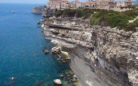 Sardinie, Korsika, Toskánsko