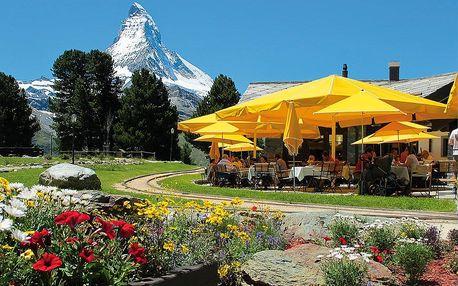 Švýcarsko, alpský okruh, Valais
