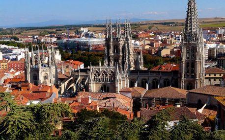 Svatojakubská cesta, Burgos, Ávila, Madrid