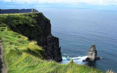 Nejkrásnější místa Irska pěšky, Dublin