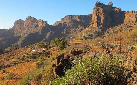 Kanárské ostrovy Tenerife a La Gomera - s pobytem u moře, Tenerife